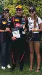 Paul's win at the Lime Rock IMSA racePaul's win at the Lime Rock IMSA race