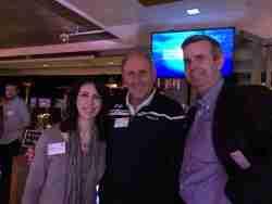 Lauren Fix, Hans Stuck and Henry Payne