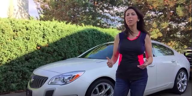Lauren Fix reviews the 2015 Buick Regal