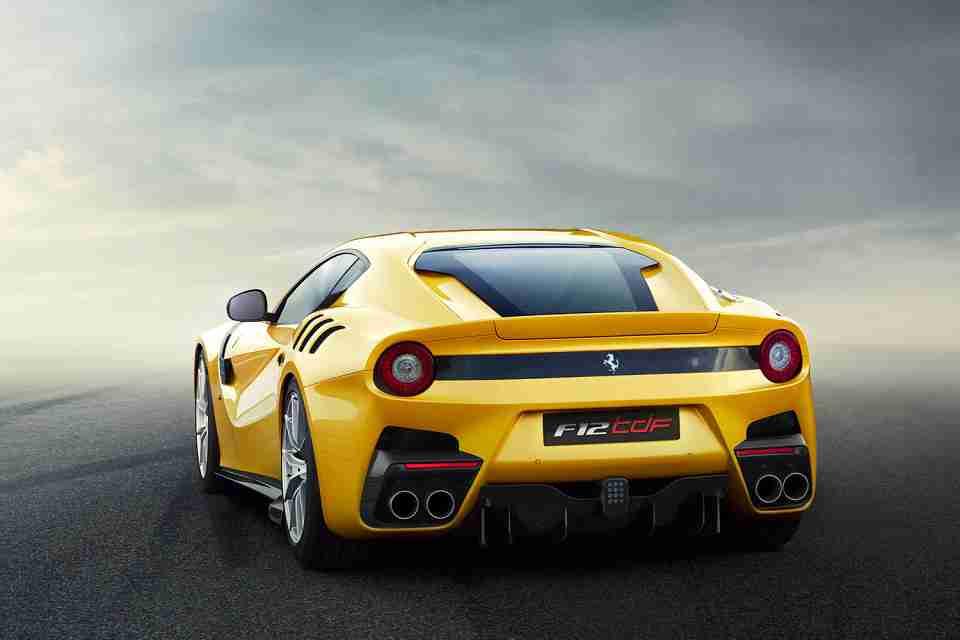 2016 Ferrari F12 TDF by Matt Wetzel