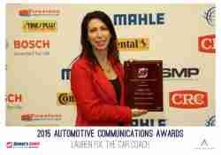 2015 ACA Lauren Fix Award Best YouTube Video