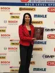 Lauren Fix wins ACA award 2015