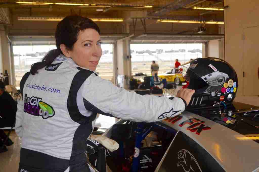 Lauren Fix, The Car Coach at SVRA