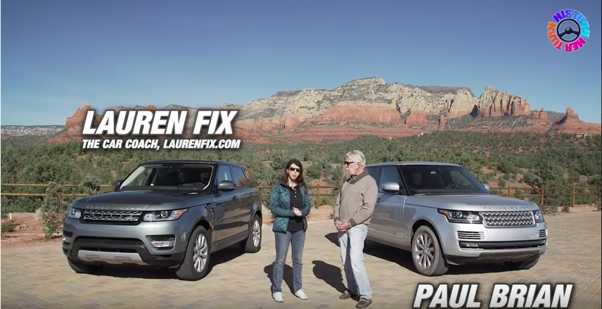 2016 Range Rover TD6 & Range Rover Sport: His Turn - Her Turn Car Review