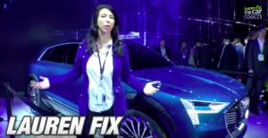 Best of the 2016 Consumer Electronics Show: Lauren Fix
