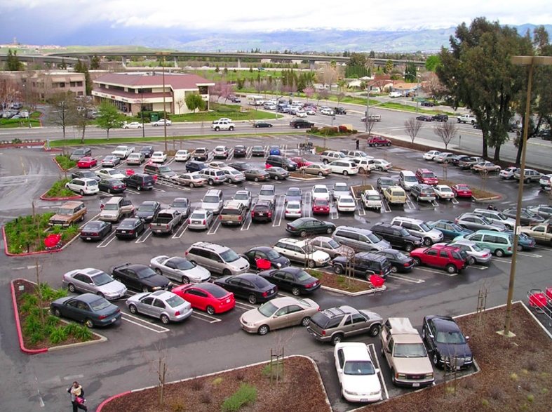 Parking Lots Become Danger Zones at Holliday Time