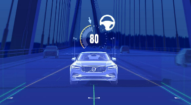 Volvo's Pilot Assist II and Ford's Wintery Test Drive