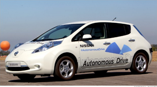 Image courtesy of Nissan and Wikipedia