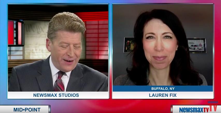 Lauren Fix Discusses Interesting Automotive Technology