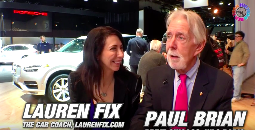 2016 North American International Auto Show Overview: His Turn - Her Turn