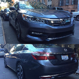Apple CarPlay in the 2016 Honda Accord