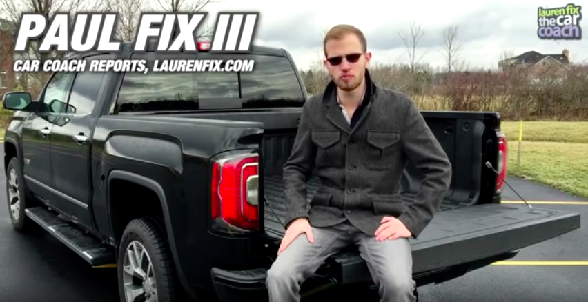 2016 GMC Sierra Truck Review by Paul Fix III