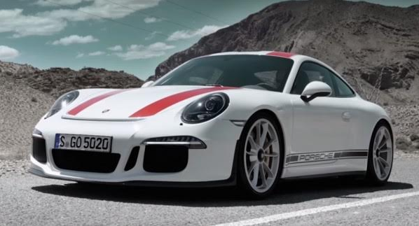 April Hot Car - 2017 Porsche 911 R