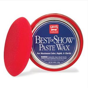 Best of Show - Paste Wax