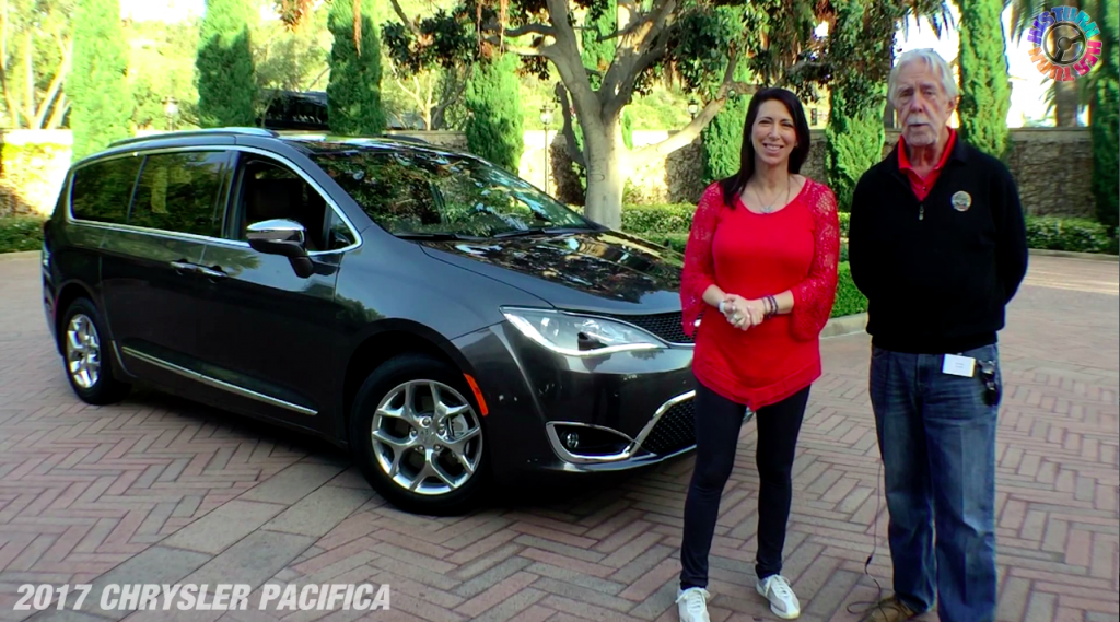 2017 Chrysler Pacifica: His Turn - Her Turn Expert Car Review