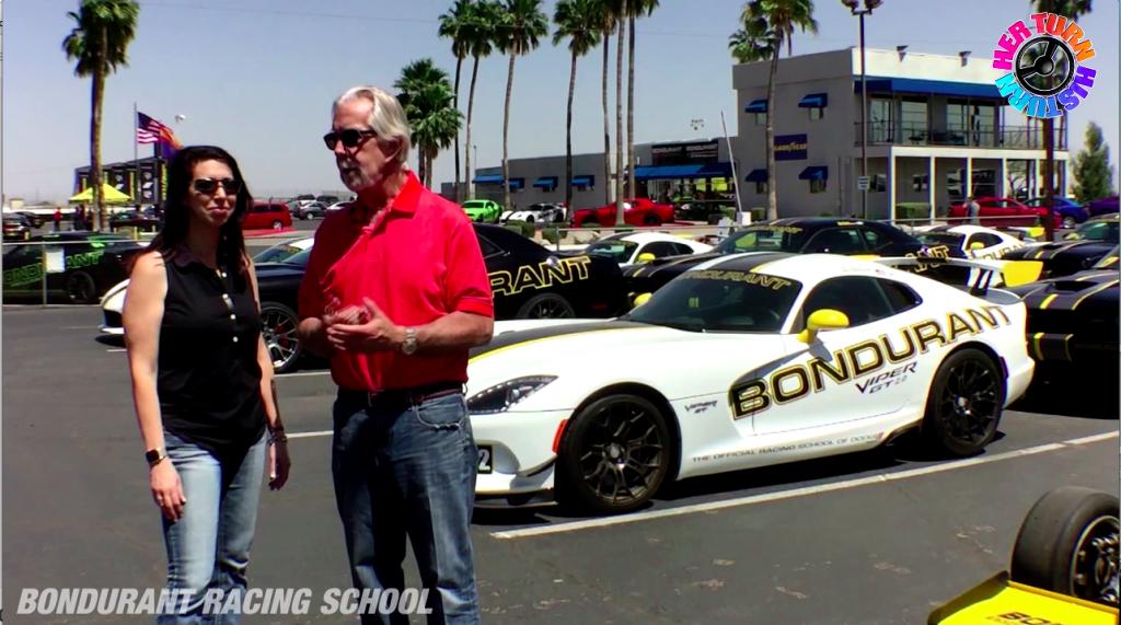 Bondurant Racing School: His Turn - Her Turn Lifestyle Review