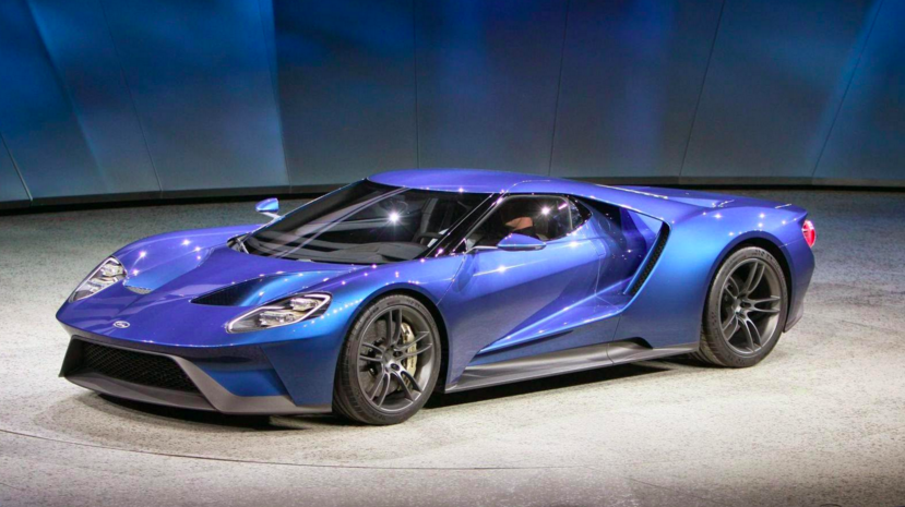 May Hot Car - 2017 Ford GT