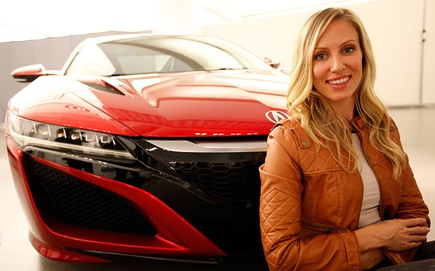 WOMEN TAKE THE WHEEL IN THE SUPERCAR INDUSTRY