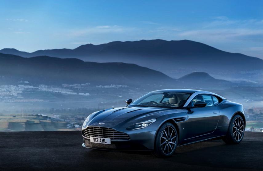 June Hot Car - 2017 Aston Martin DB11