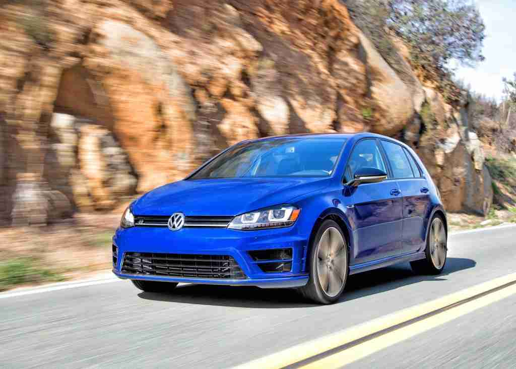 2016 Volkswagen Golf R - Mark Elias