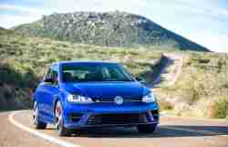 2016 Volkswagen Golf R - Mark Elias 1