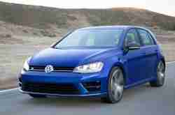 2016 Volkswagen Golf R - Mark Elias 2