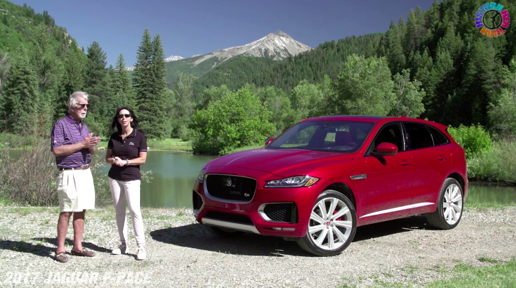 2017 Jaguar F Pace: His Turn-Her Turn™ Expert Car Review