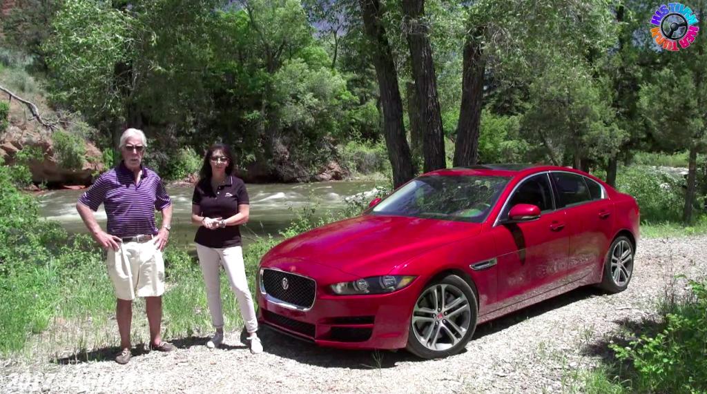 2017 Jaguar XE: His Turn-Her Turn™ Expert Car Review