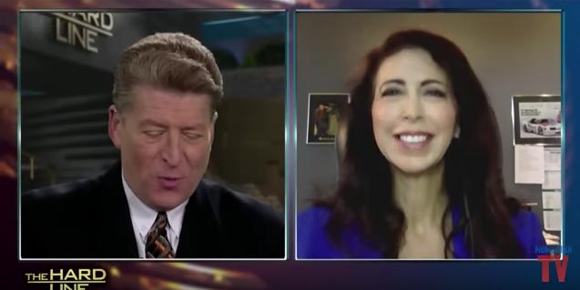 Lauren Fix discusses U.S. gov't pushing for a car that gets 54 mpg