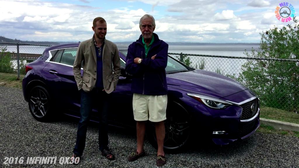 2016 Infiniti QX30: His Turn-Her Turn™ Expert Car Review