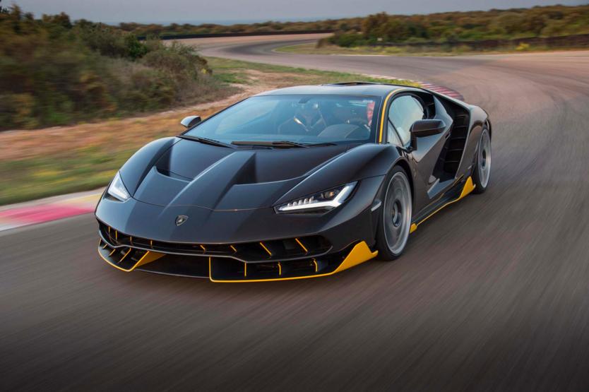 2017 Lamborghini Centario