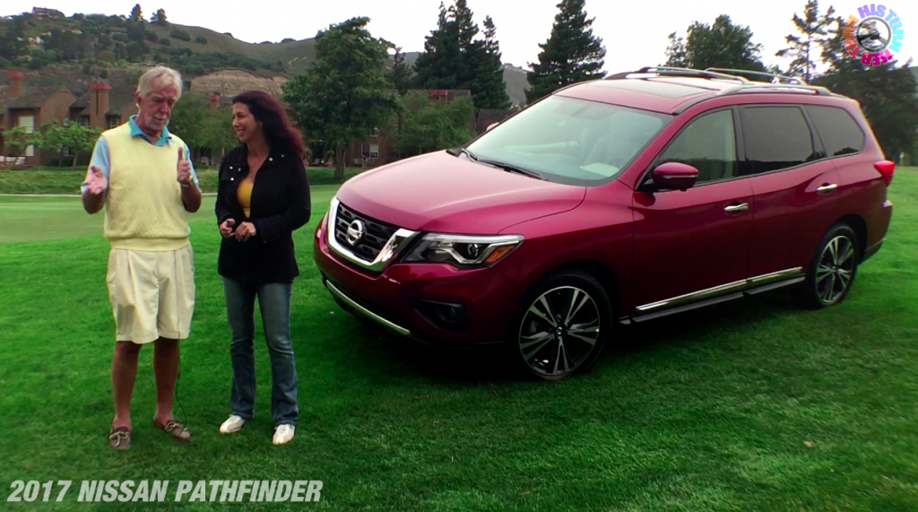 2017 Nissan Pathfinder: His Turn-Her Turn™ Expert Car Review