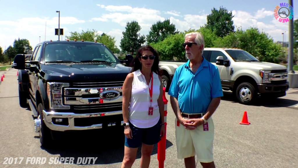 2017 Ford Super Duty: His Turn-Her Turn™ Expert Car Review