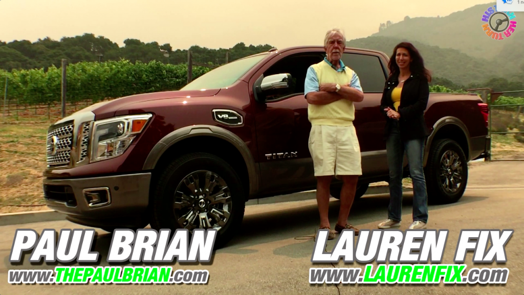 2017 Nissan Titan: His Turn-Her Turn™ Expert Car Review