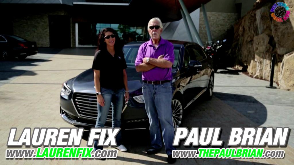 2017 Genesis G90: His Turn-Her Turn™ Expert Car Review