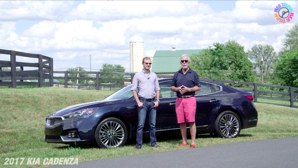 2017 Kia Cadenza: His Turn-Her Turn™ Expert Car Review