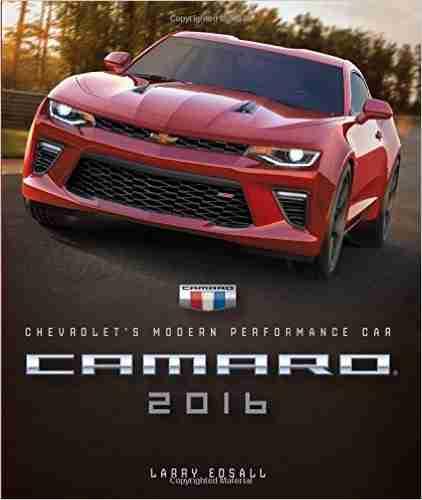 Lauren's Book Club for Car Enthusiasts- Camaro