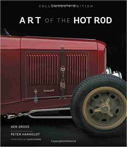 Lauren's Book Club for Car Enthusiasts- Art of the Hot Rod