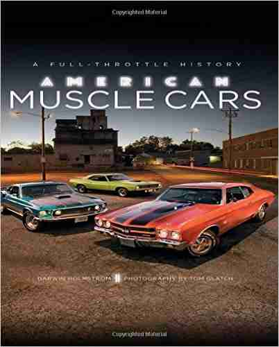 Lauren's Book Club for Car Enthusiasts - American Muscle Cars