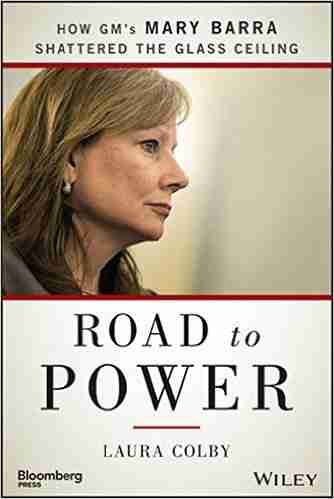 Lauren's Book Club for Car Enthusiasts- Road to Power