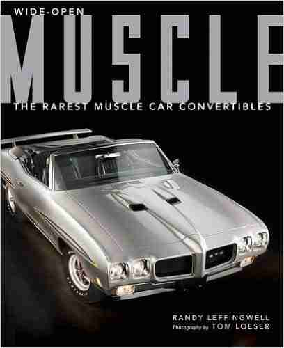 Lauren's Book Club for Car Enthusiasts- Wide Open Muscls