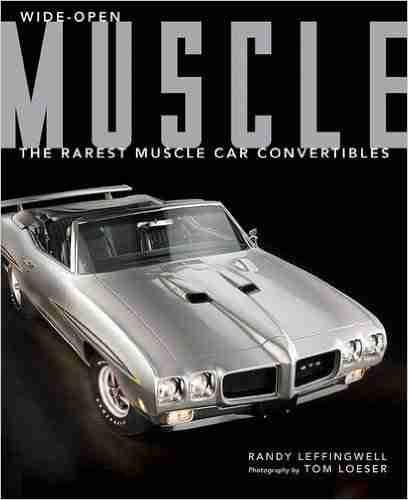 Lauren's Book Club for Car Enthusiasts- Wide Open Muscls