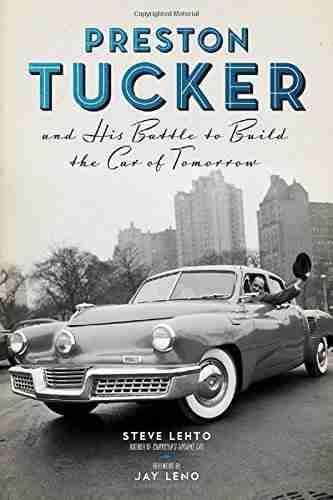 Lauren's Book Club for Car Enthusiasts- Preston Tucker