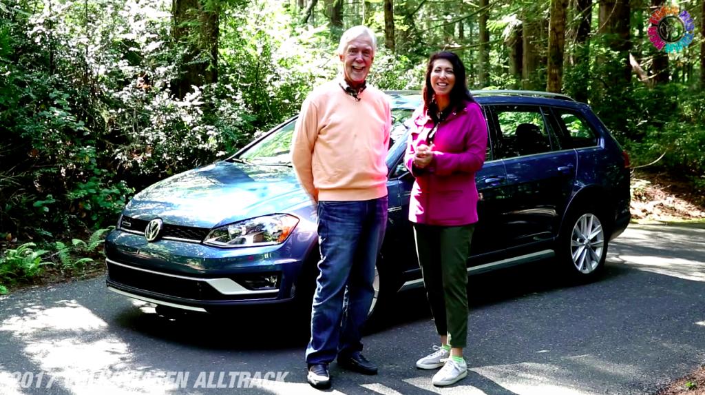 2017 Volkswagen Alltrack: His Turn-Her Turn™ Expert Car Review