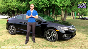2016 Honda Civic Coupe Car Review by Paul Fix III