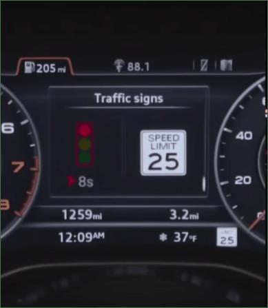 Audi's Traffic Light Countdown
