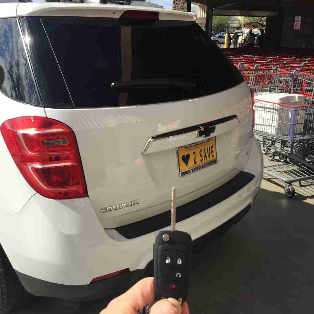 costco auto program car keys