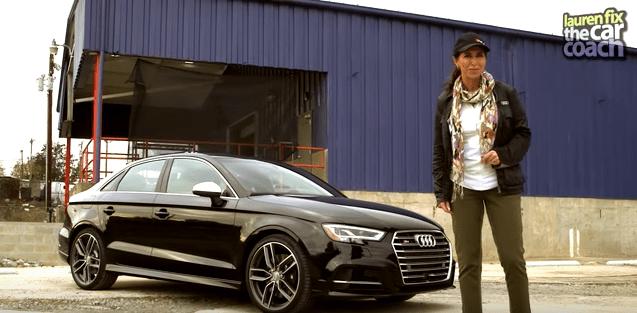 2017 Audi S3 Car Review by Lauren Fix, The Car Coach®