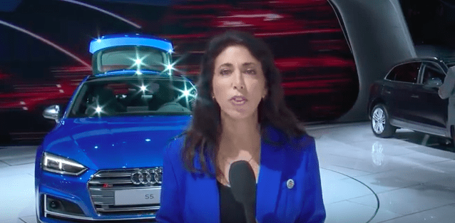 Lauren Fix Covers the 2016 Los Angeles Auto Show
