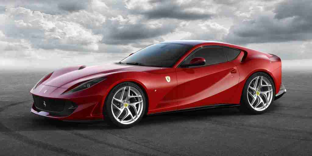 February Hot Car - 2018 Ferrari 812 Superfast